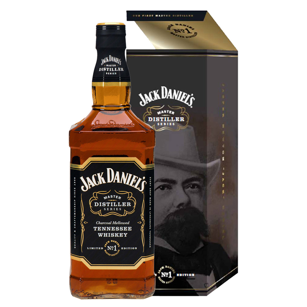 Jack Daniels Master Distillers Edition No.1 Whiskey 70cl