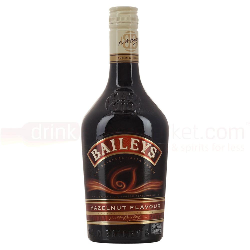 Baileys Hazelnut Cream Liqueur 70cl