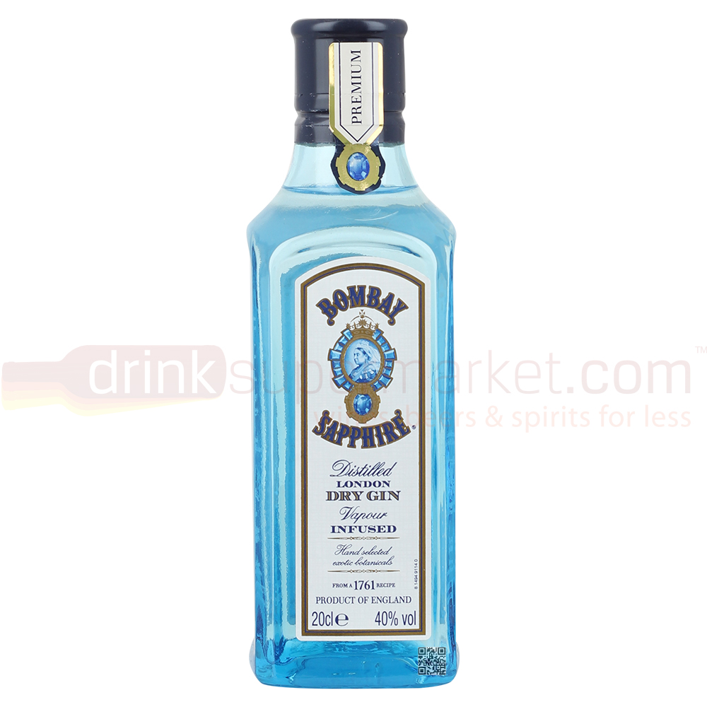 Bombay Sapphire Gin 20cl