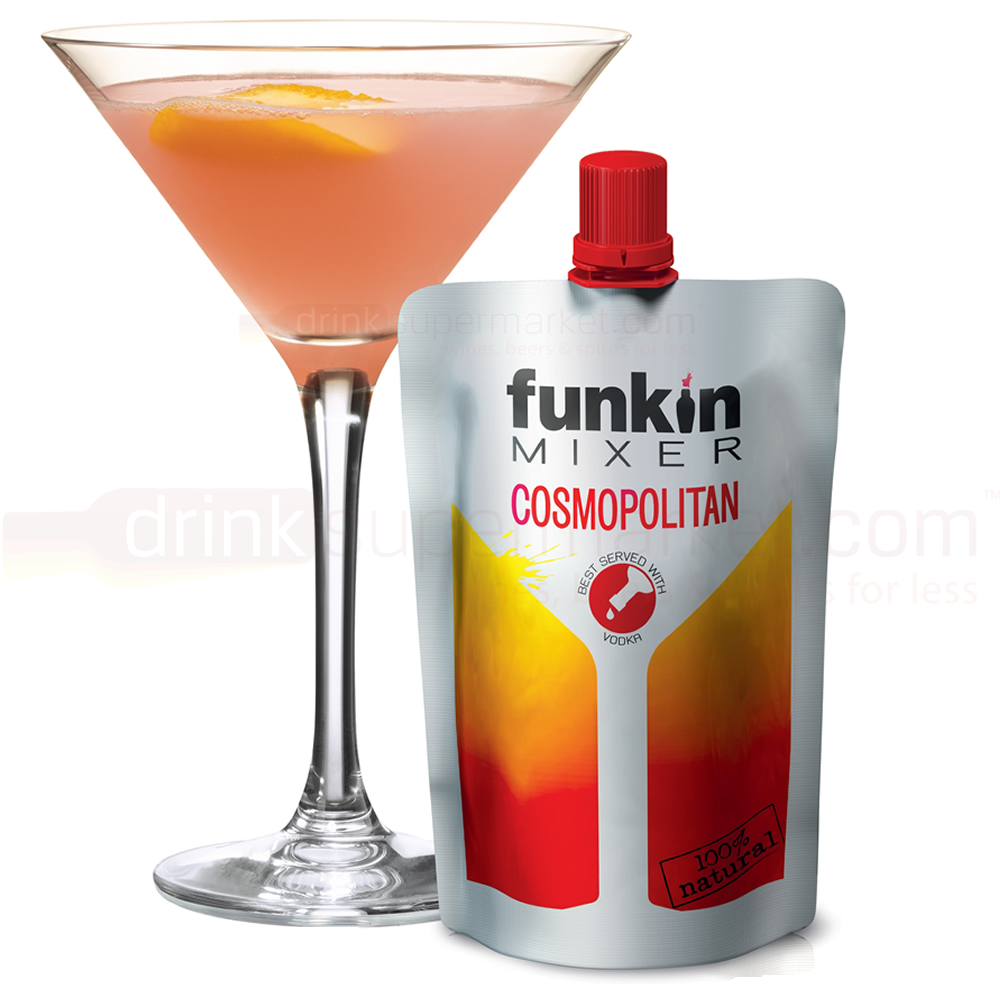 Image of Funkin Cosmopolitan Cocktail Mixer 120g