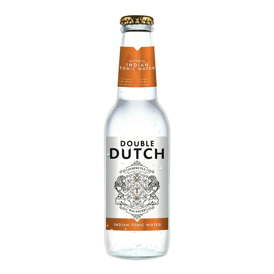 Image of Double Dutch Indian Tonic Water 24x 200ml