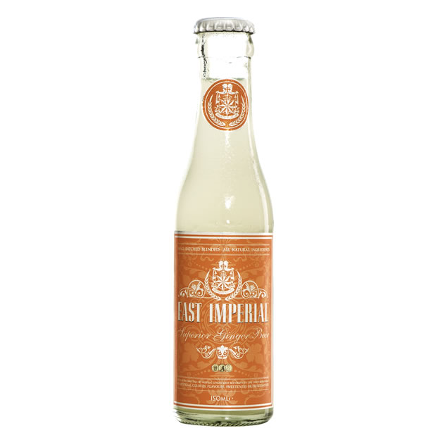 Image of East Imperial Ginger Beer 24x 150ml