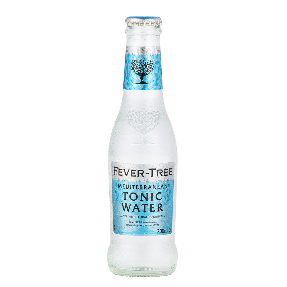 Image of Fever Tree Mediterranean Tonic Water 200ml