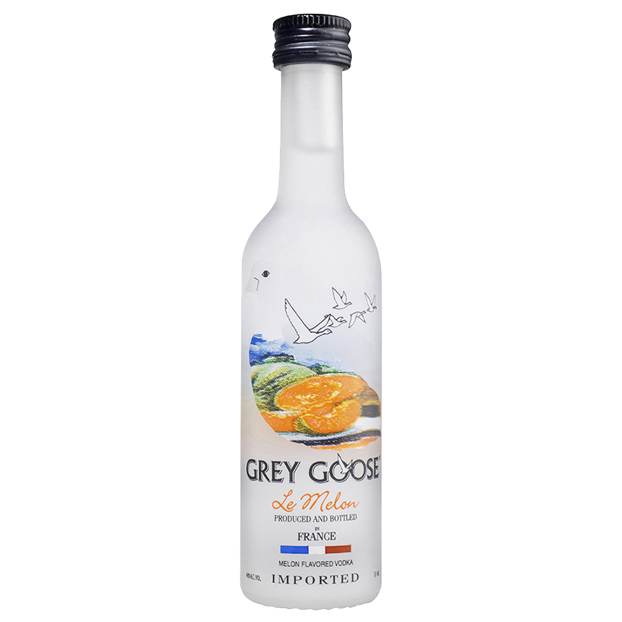 Grey Goose Le Melon Vodka 5cl