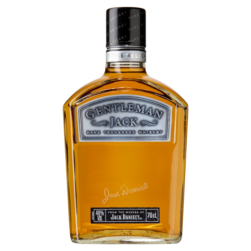Jack Daniels Gentleman Jack Whiskey 70cl