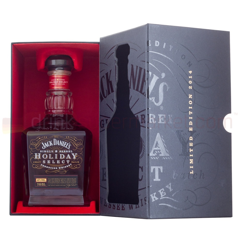 Jack Daniels Holiday Select 2014 Whiskey 70cl