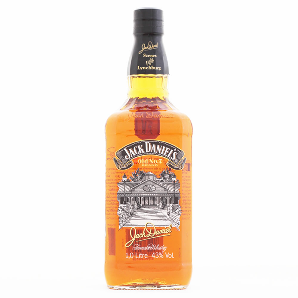 Jack Daniels Scenes from Lynchburg No.7 Whiskey 1Ltr Limited Edition