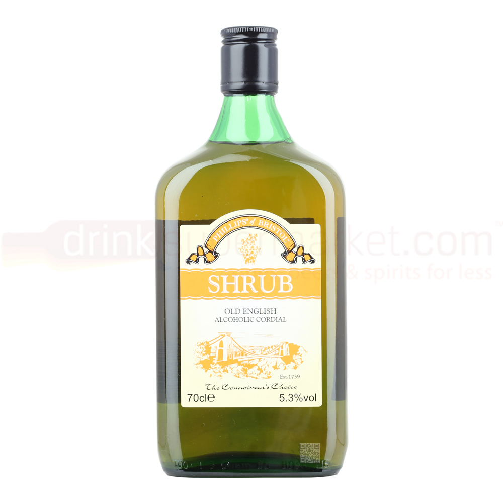 Image of Phillips Old English Shrub Cordial 70cl