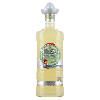 Image of Sierra Supreme Alcoholic Margarita Mix 70cl