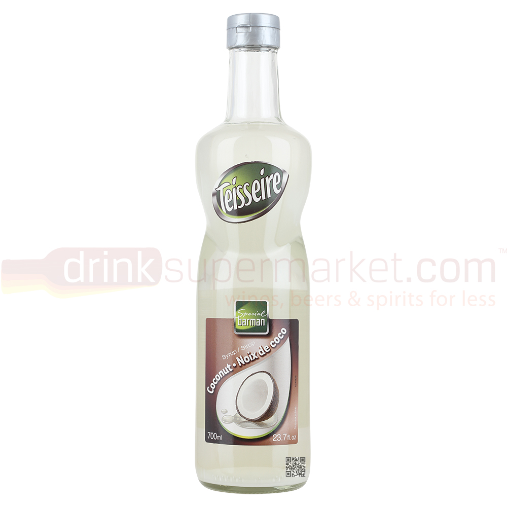 Image of Teisseire Coconut Syrup 70cl
