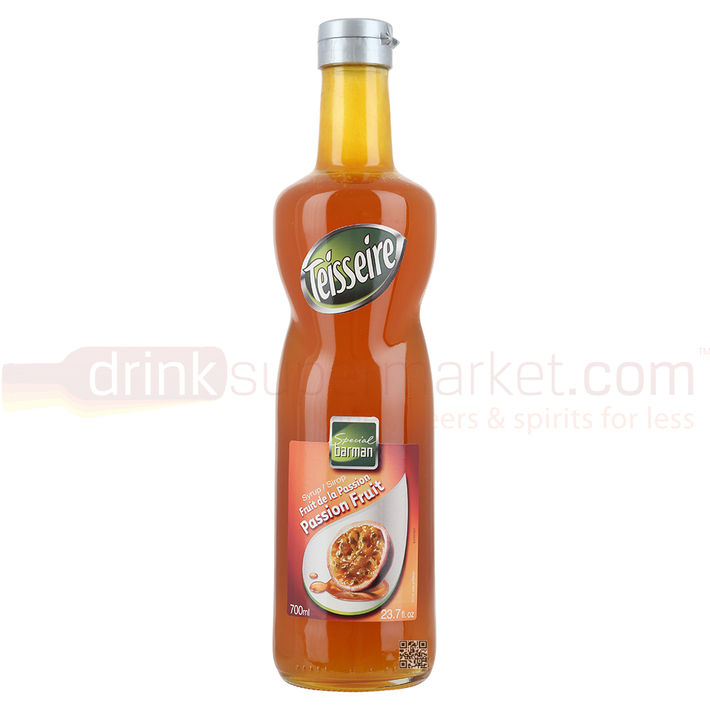 Image of Teisseire Passionfruit Syrup 70cl