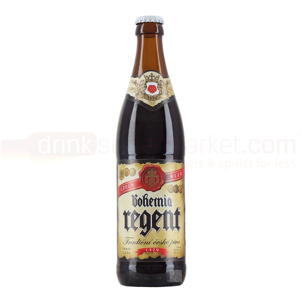 Bohemia Regent Imported Dark Lager