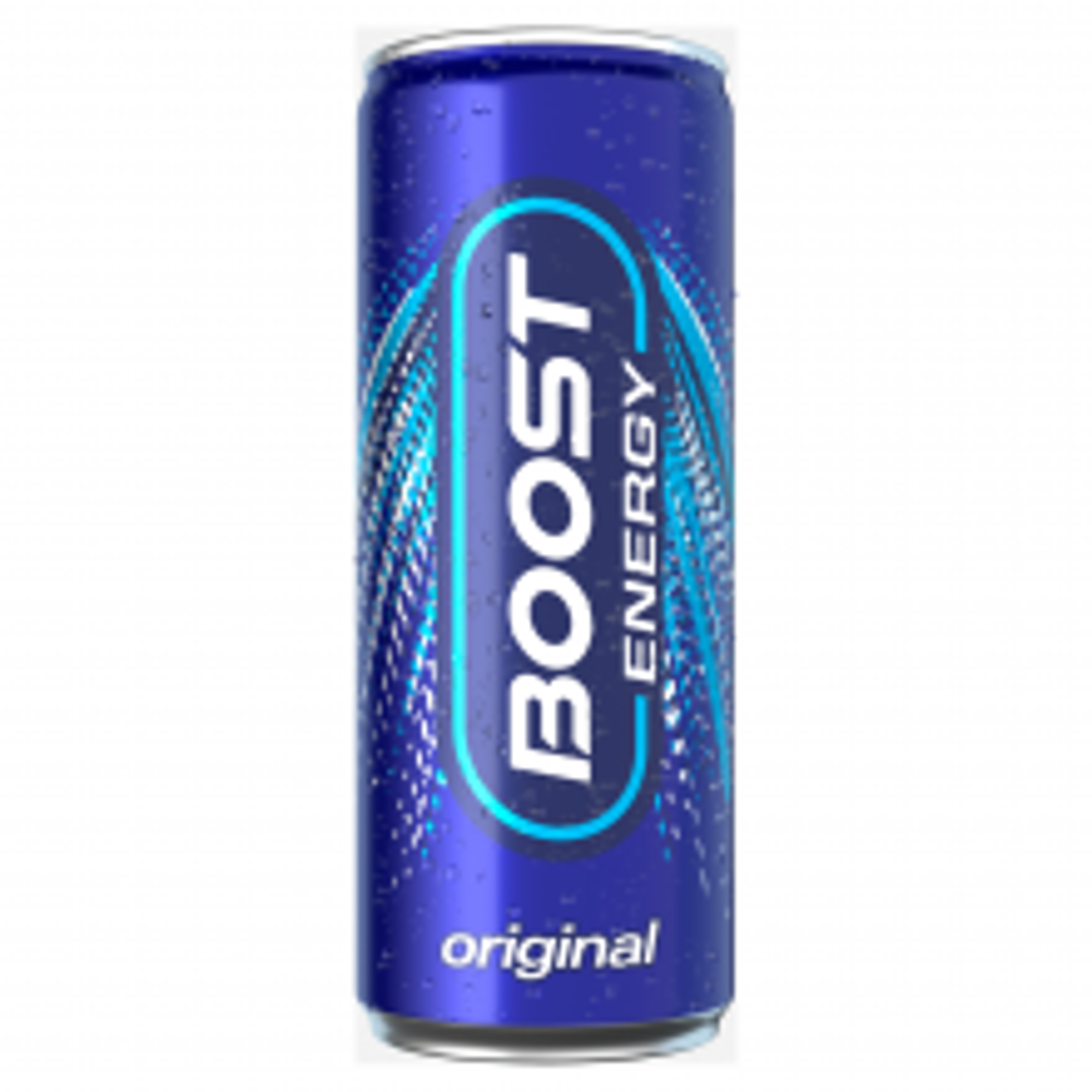 Boost Energy Drink 24x 250ml