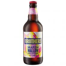 Brothers Marshmallow Cider 500ml