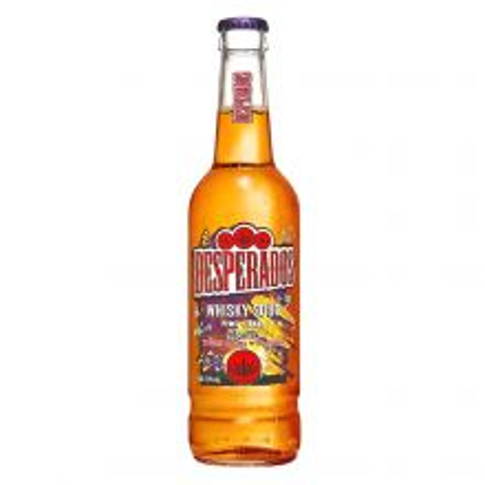 Desperados Whiskey Sour Tequila Lager 12x 400ml