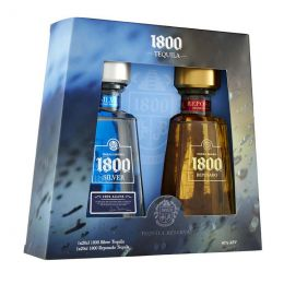 1800 Tequila Twin 2x 20cl Gift Pack