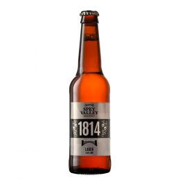 1814 Spey Valley Lager 330ml