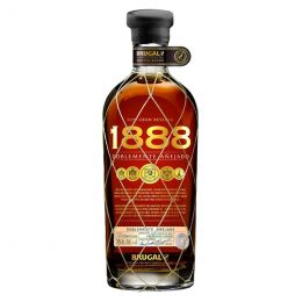Brugal 1888 Ron Gran Reserva Familiar Domincan Republic Dark Rum 70cl