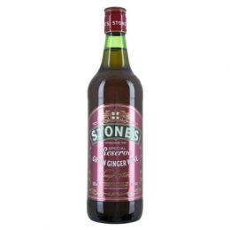 Stones Special Reserve Green Ginger Wine 70cl