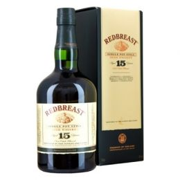Redbreast 15 Year Whiskey 70cl