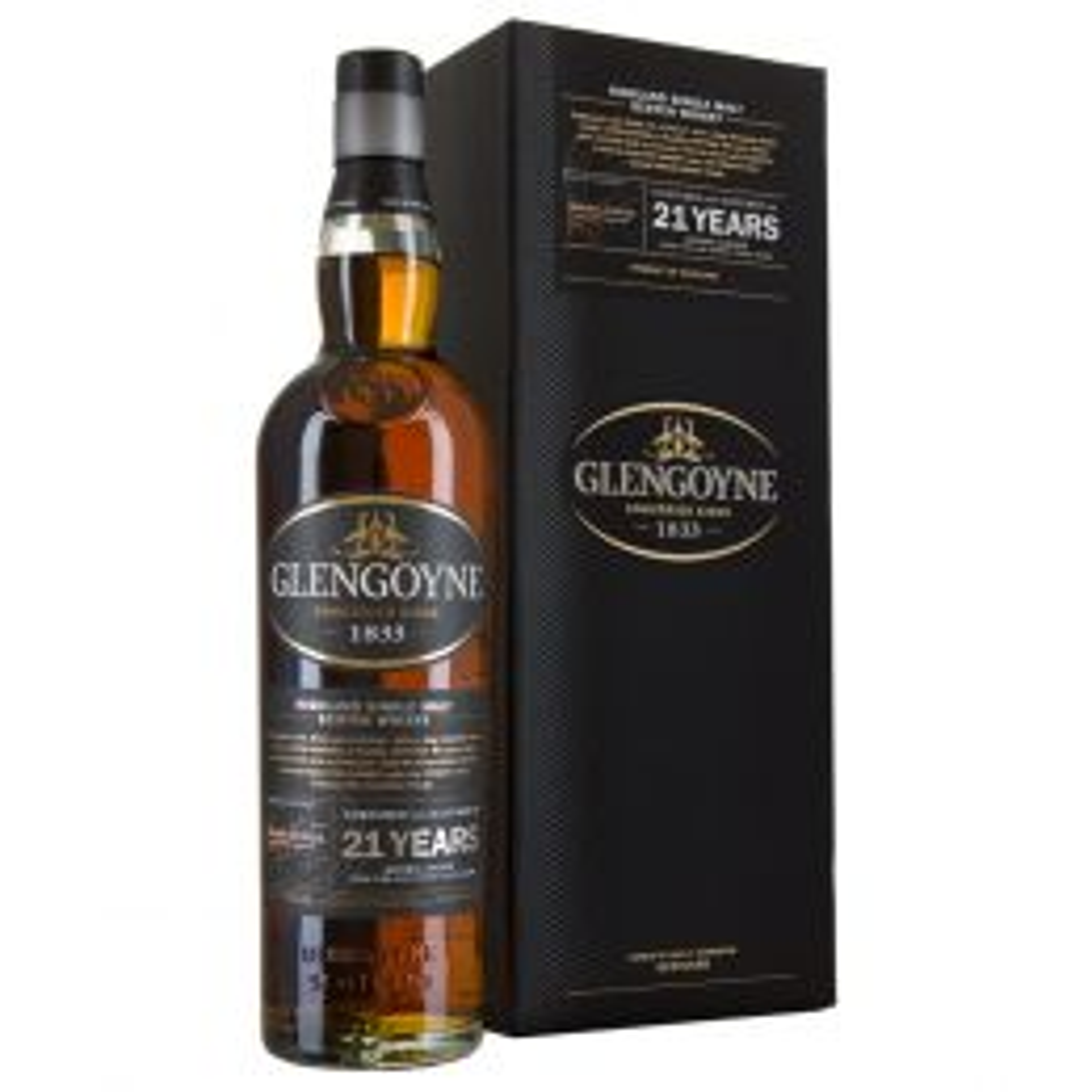 Glengoyne 21 Year Whisky 70cl