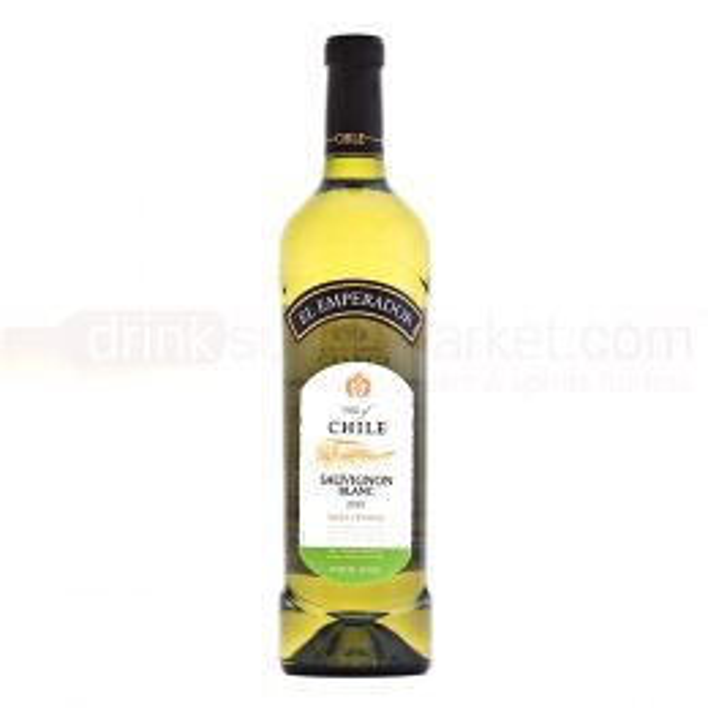 El Emperador - Sauvignon Blanc - Chilean White Wine - 75cl Bottle