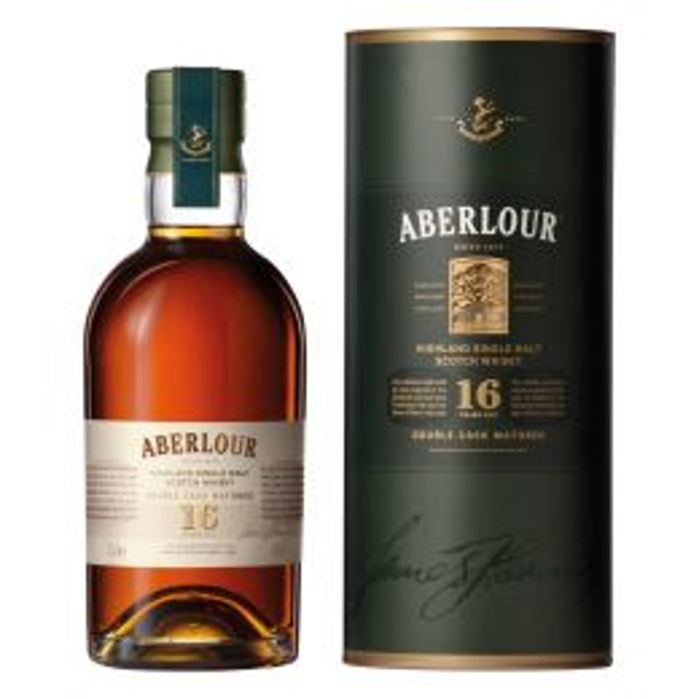 Aberlour 16 yo Speyside Single Malt Scotch Whisky 70cl 40%