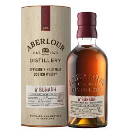 Aberlour A'Bunadh Batch 63 Cask Strength Whisky 70cl
