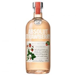Absolut Juice Edition Strawberry Vodka 50cl