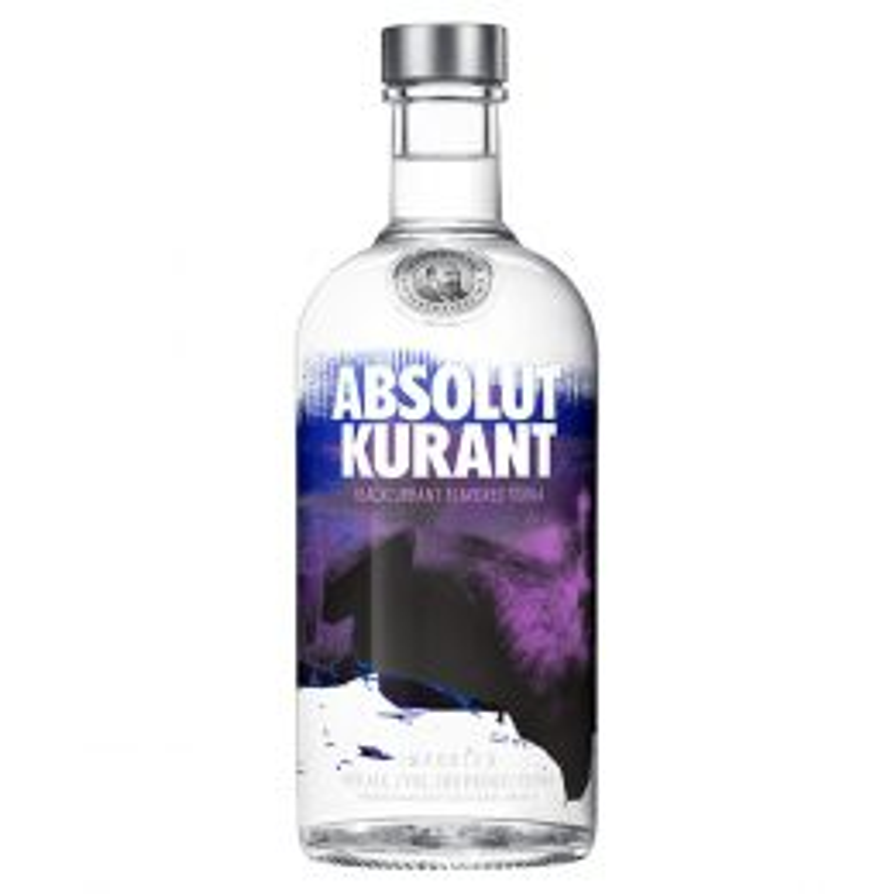 Absolut Kurant Blackcurrant Vodka 70cl