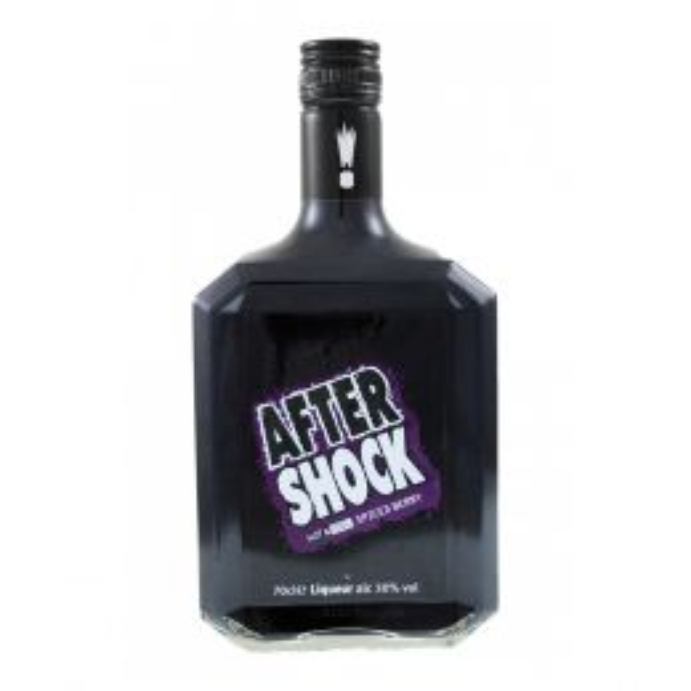Aftershock Black Liqueur 70cl
