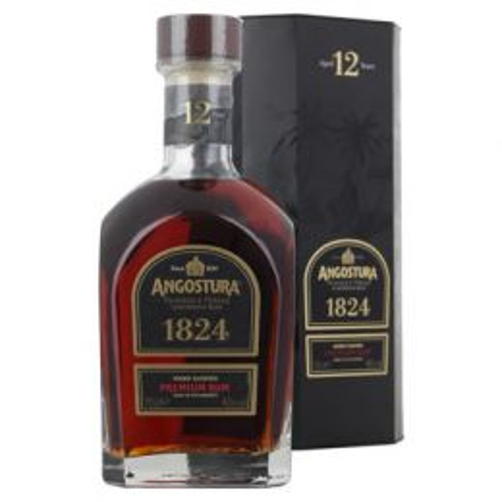 Angostura 1824 / 12 yo Premium Trinidad & Tobago Rum 70cl
