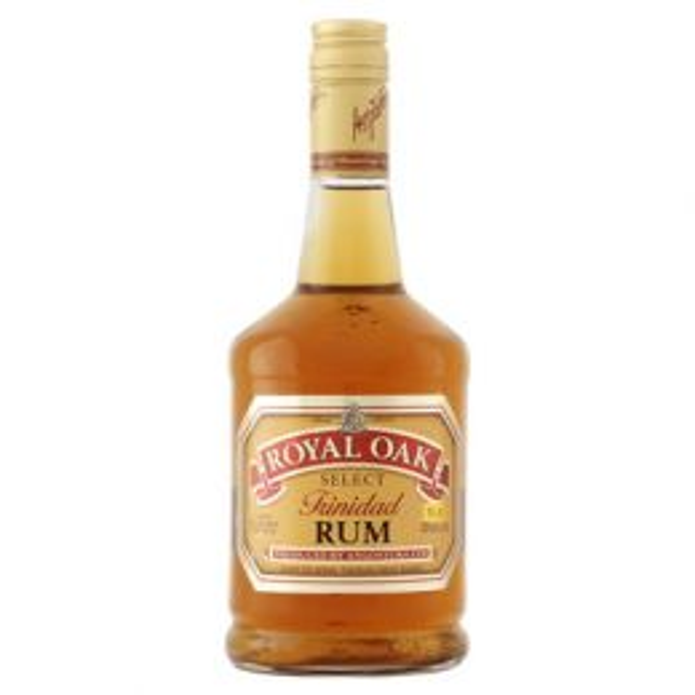 Angostura Royal Oak Trinidad & Tobago Dark Rum Rom Rhum 70cl