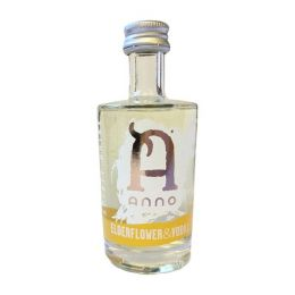 Anno Elderflower & Vodka 5cl Miniature