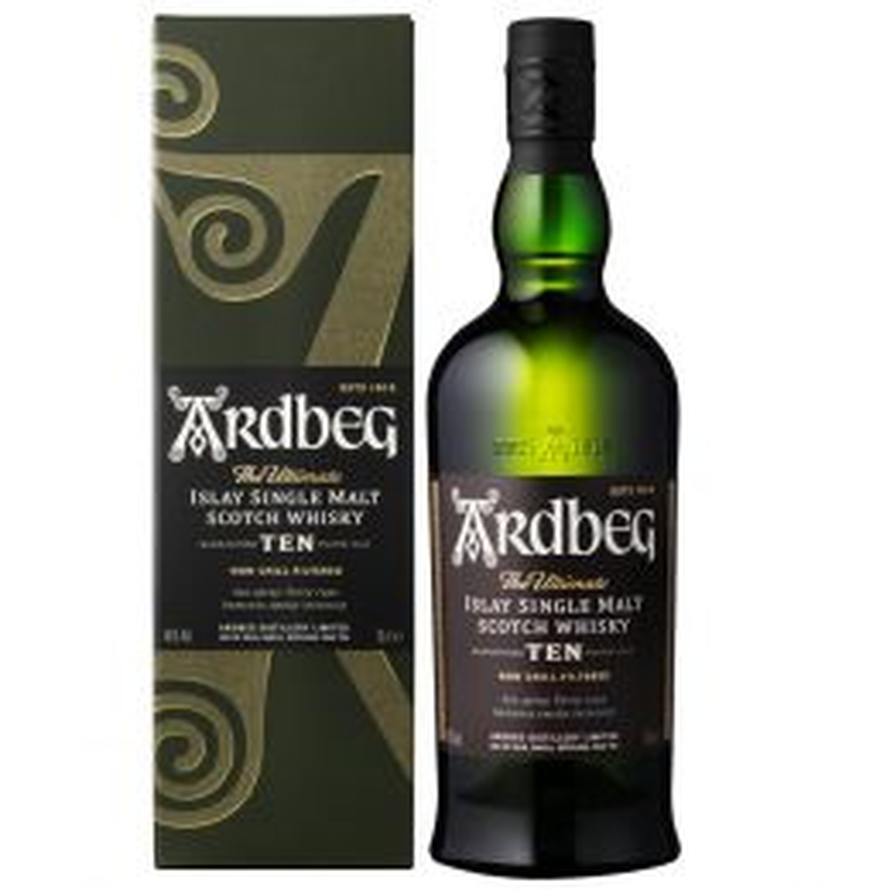 Ardbeg 10 yo Islay Single Malt Scotch Whisky 70cl