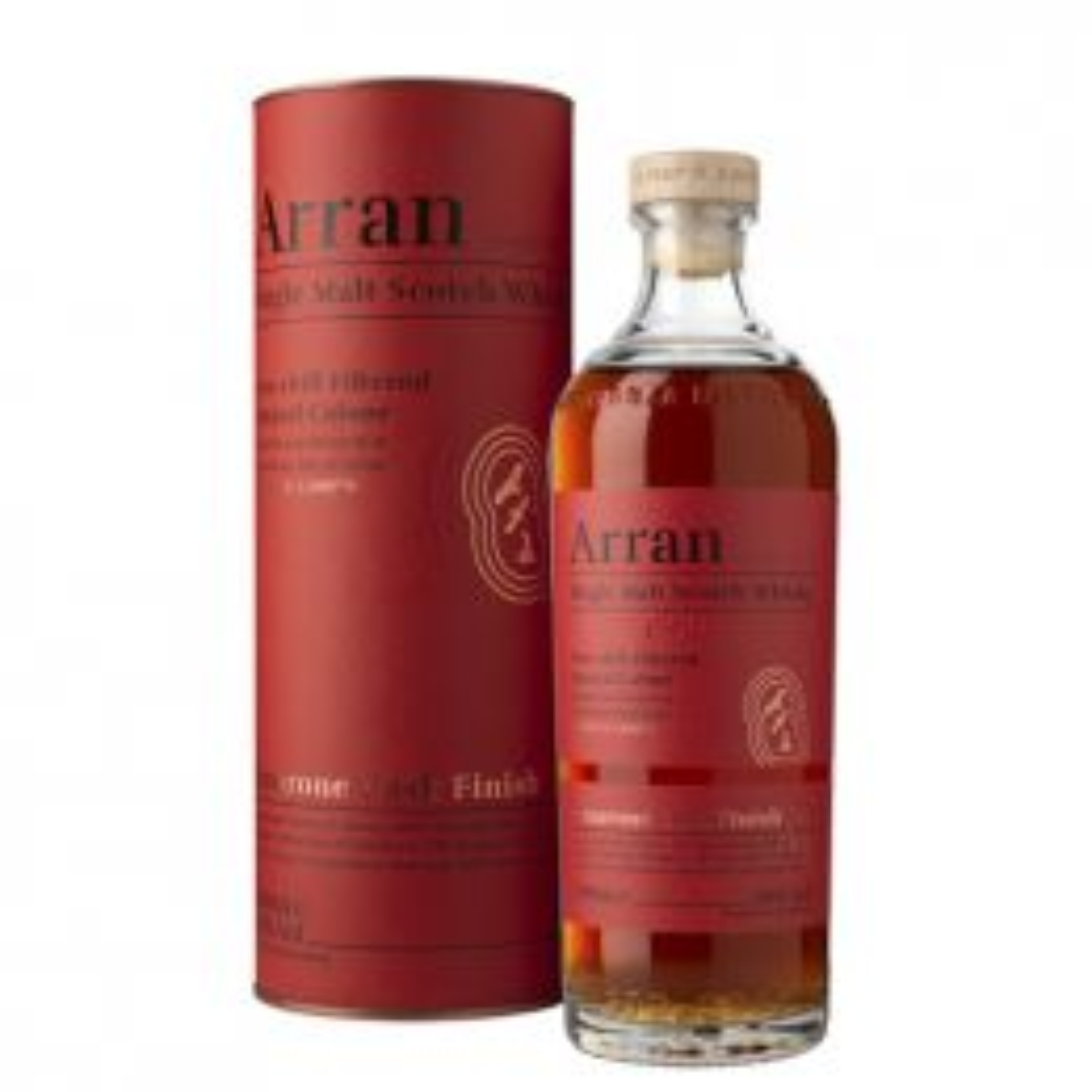 Arran Amarone Cask Finish Single Malt Whisky 70cl