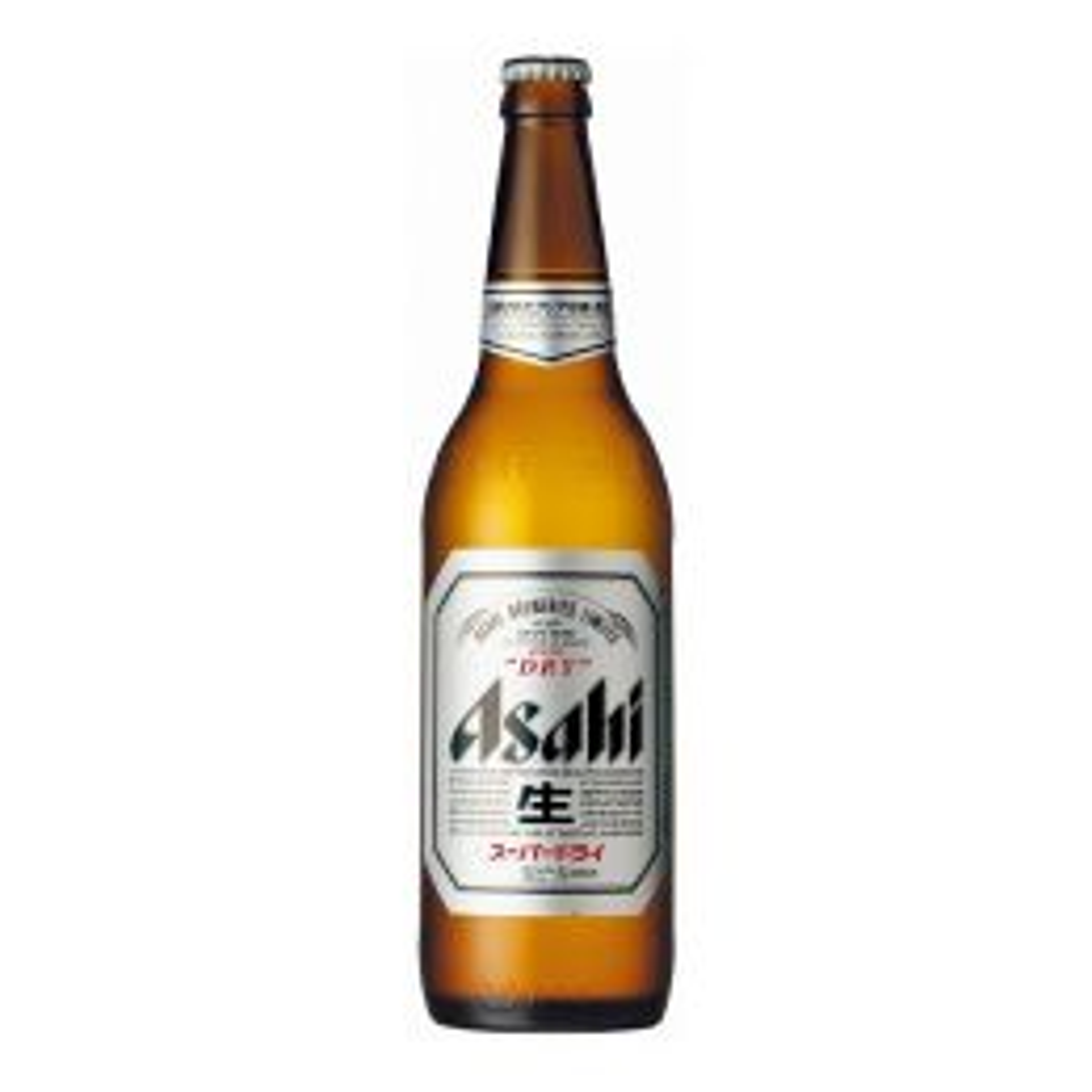 Asahi Super Dry Premium Lager 12x 500ml