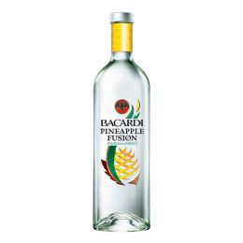 Bacardi Pineapple Fusion Rum 70cl
