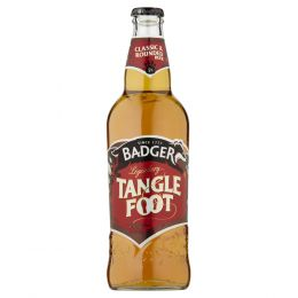 Badger Tanglefoot Ale 8x 500ml