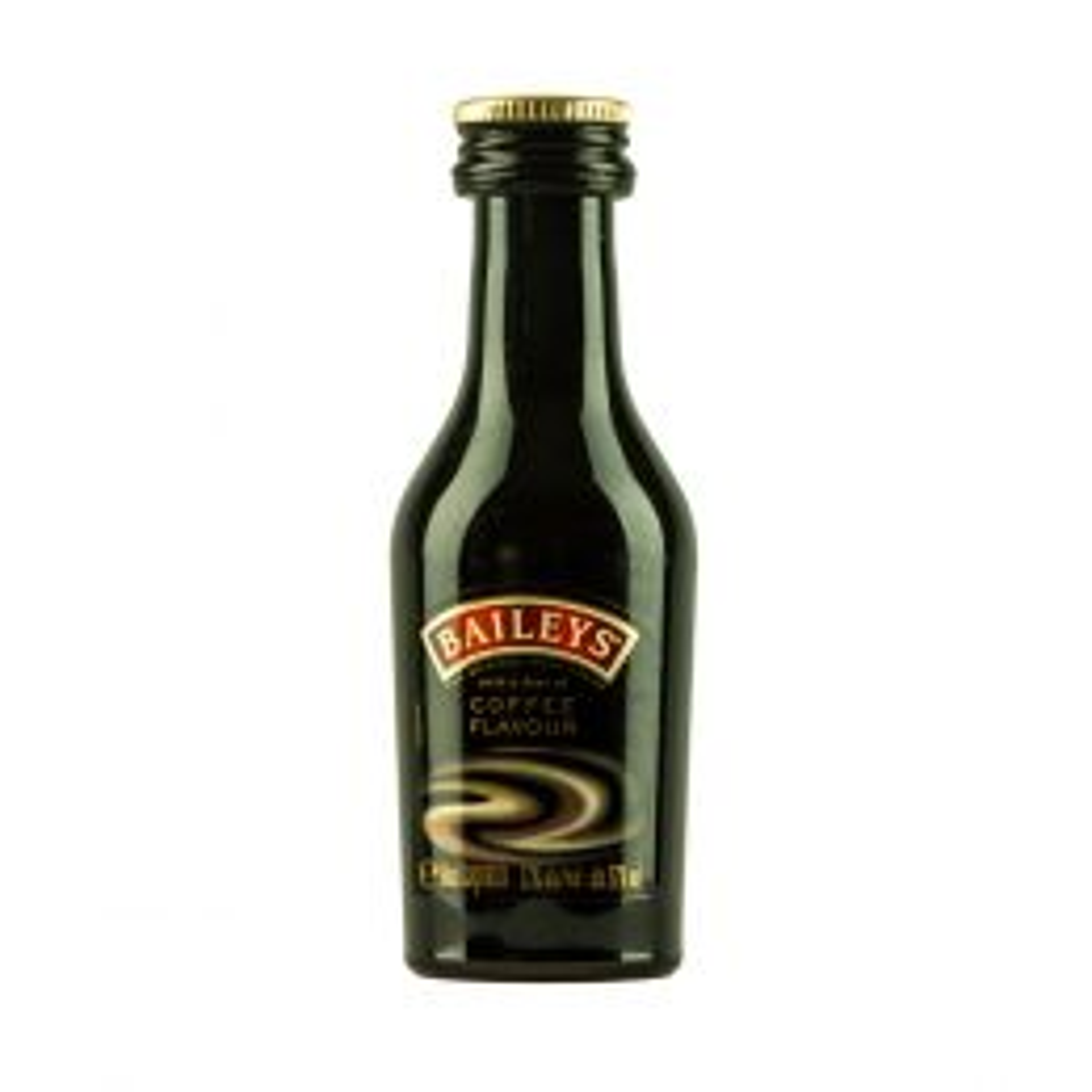 Baileys Coffee Liqueur 20x 5cl Miniature Pack
