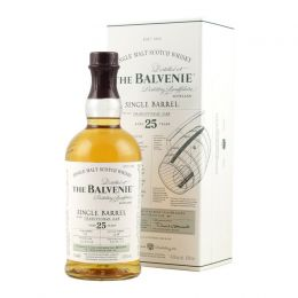 Balvenie 25 Year Single Barrel Whisky 70cl