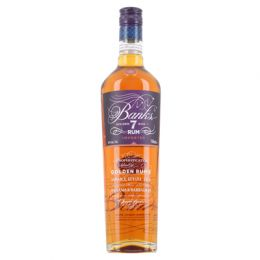 Banks 7 Golden Age Rum Carribean Aged Gold Rum 70cl 43%