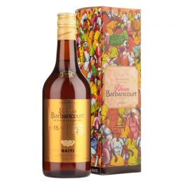 Barbancourt 15 Year Reserve Rum 70cl