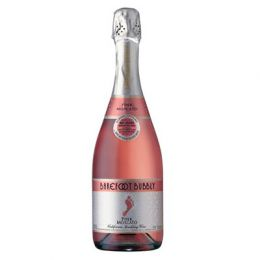 Barefoot Bubbly Pink Moscato Wine 75cl