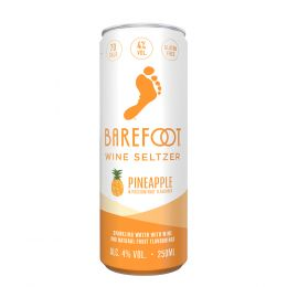Barefoot Pineapple & Passion Fruit Wine Seltzer 250ml