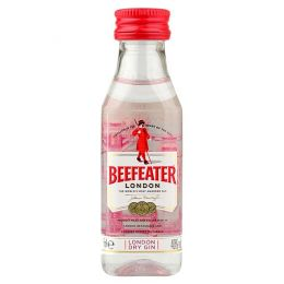 Beefeater Gin 12x 5cl Miniature Pack