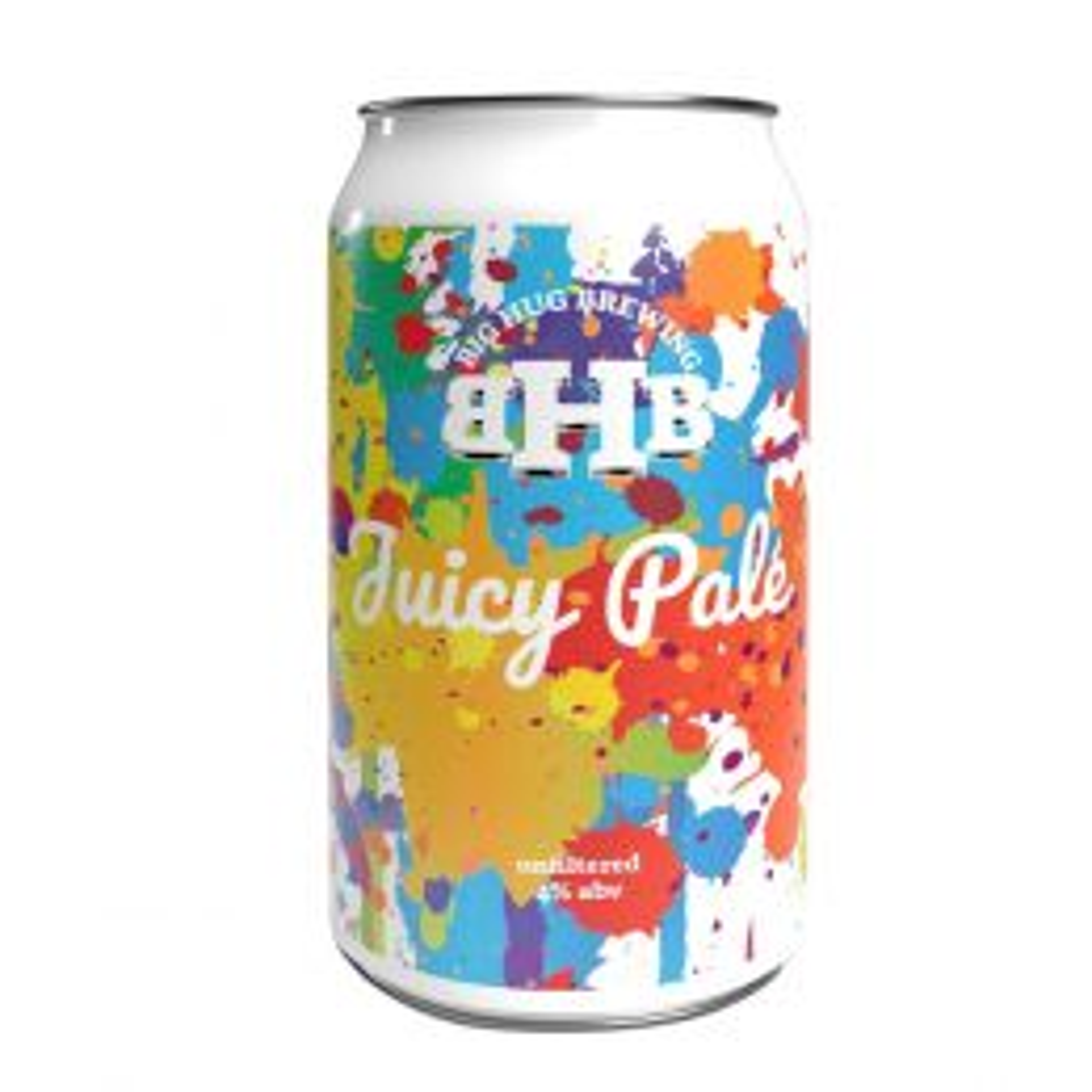 Big Hug Brewing Juicy Pale Ale 330ml Can