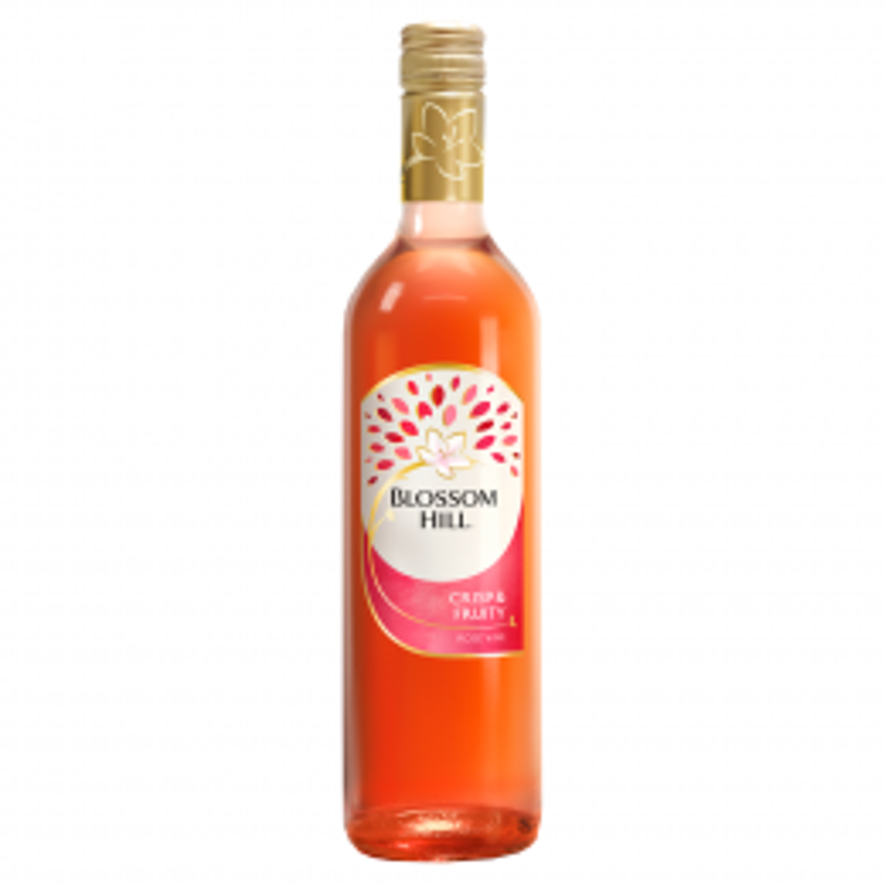 Blossom Hill Classics Crisp & Fruity Rose Californian Rose Wine 75cl