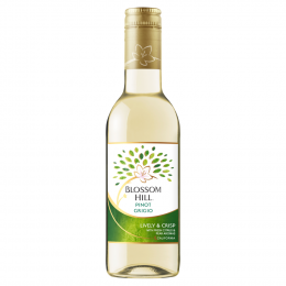 Blossom Hill Pinot Grigio White Wine 187ml