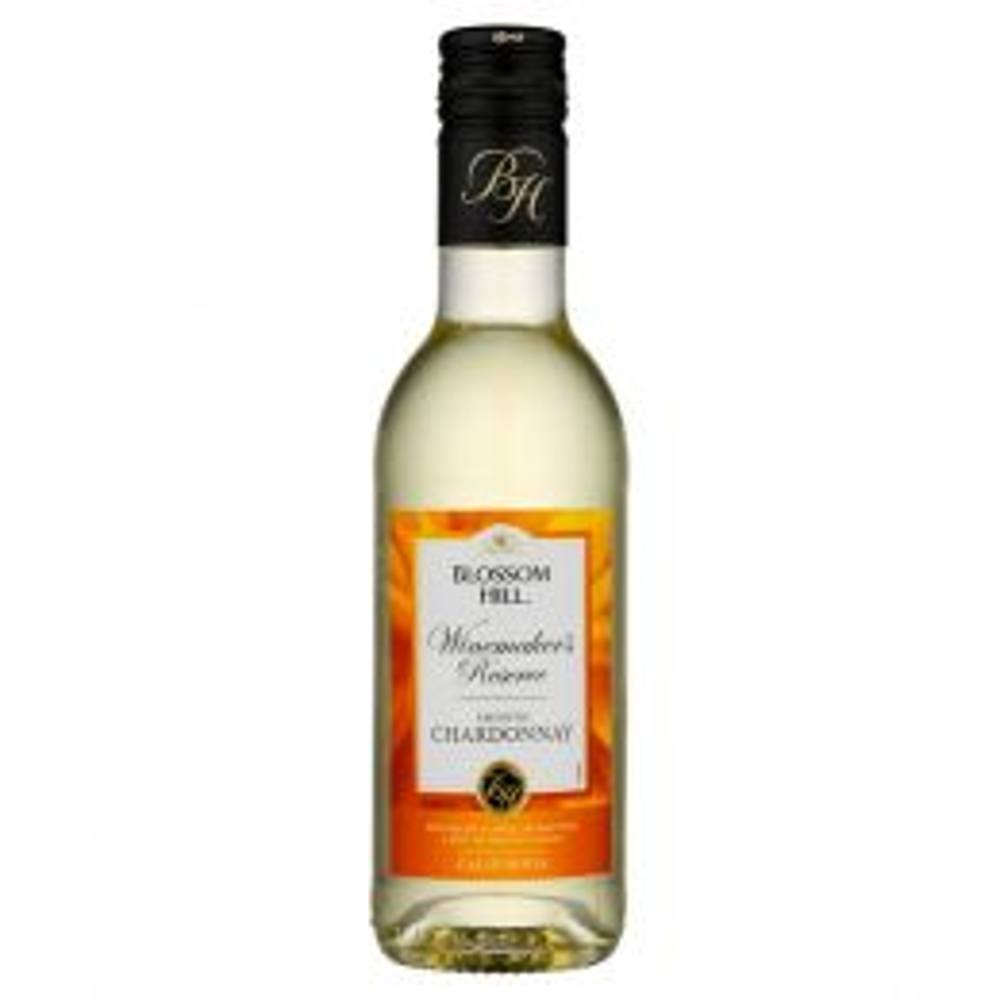 Blossom Hill Winemakers Reserve Chardonnay White Wine 12x 187ml